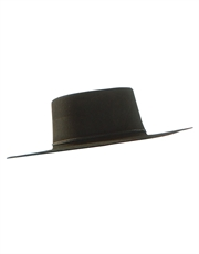 V For Vendetta Costume Accessory, Mens V For Vendetta Hat Style 2