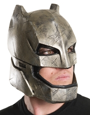 Batman v Superman Mask, Mens Batman Armored Dawn Mask