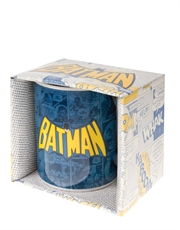 Batman Comic Mug