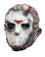 Friday the 13th Mask, Mens Jason Voorhees 3/4 Mask