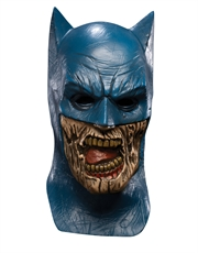 Batman Costume Accessory, Mens Batman Zombie Full Mask