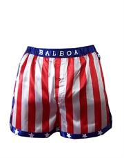 Rocky IV Underwear, Mens Rocky Balboa American Flag Boxer Shorts
