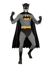 Batman Costume, Mens Batman Full-Body Stretch Costume