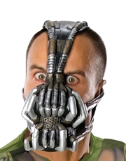 Dark Knight Rises Costume Accessory, Mens Bane Mask