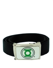 Green Lantern Logo Belt
