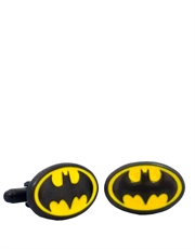 Batman Classic Shield Cufflinks