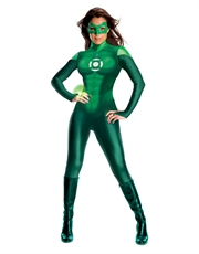 Green Lantern Movie Costume, Womens Green Lantern Costume
