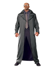 Matrix Reloaded Costume, Mens Morpheus Costume Style 2