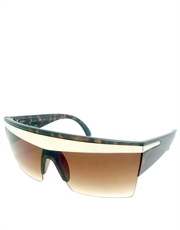Gaga Sunglasses, Gaga Tortoise Brown Gradient Style 2