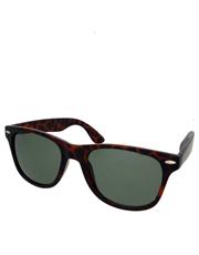 Crockett Miami Style 1 Sunglasses, Tortoise Frame / Smoke Lens