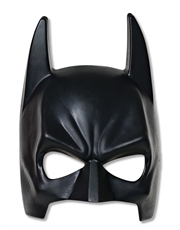Dark Knight Rises Costume Accessory, Mens Batman 1/4 Mask