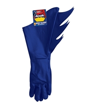 Batman Costume Accessory, Mens Batman Brave Bold Gloves