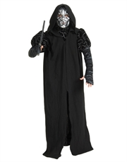 Harry Potter Costume, Mens Death Eater Costume Style 2