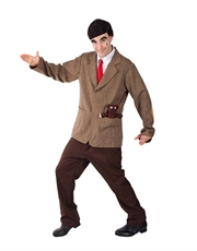 Mr Bean Costume, Mens Mr Bean Costume