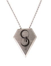 Smallville Jor-El's Journey Memory Necklace
