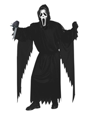 Scream Costume, Mens Ghost Face Costume