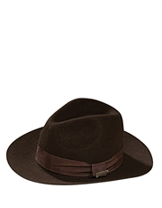 Indiana Jones Costume Accessory, Kids Indiana Jones Hat Style 2