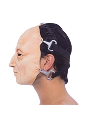 Saw Tobin Jigsaw Adult Mask