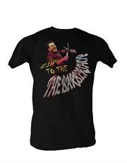 WWE T-Shirt, WWE Brutus The Barber Beecake Black