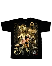 WWE T-Shirt, WWE RKO Black