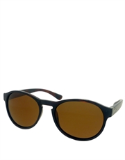 Knight Day Cruise Style 1 Sunglasses, Tortoise Frame / Brown Lens