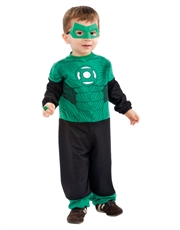 Green Lantern Movie Costume, Kids Green Lantern Tiny Tikes Costume