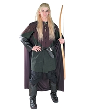 Lord Of The Rings Costume, Mens Legolas Costume