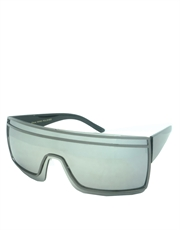 Gaga Sunglasses, Gaga Gunmetal Super Mirror Style 1