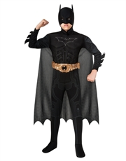 Dark Knight Rises Costume, Kids Batman Light Up Costume Style 3