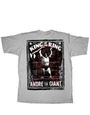 WWE T-Shirt, WWE King Andre Grey