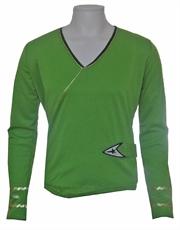 Trek Kirk Original Classic Green Command Uniform Top