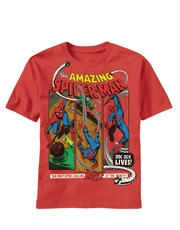 Spiderman T-Shirt, Doc Ock T-Shirt, Ock Lives Red