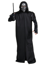 Harry Potter Costume, Mens Death Eater Costume Style 1