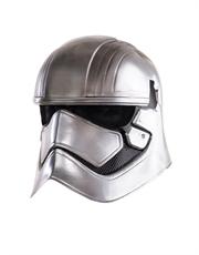 The Force Awakens Costume Accessory, Adult Star Wars Captain Phasma 2 Piece Helmet
