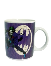 Batman Joker Comic Mug