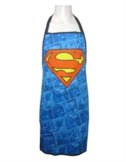 Superman Comic Book Apron