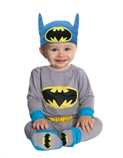 Batman Costume, Kids Batman Classic Onesie Costume