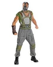 Dark Knight Rises Costume, Mens Bane Muscle Costume Style 2