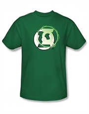 Green Lantern T-Shirt, Green Lantern Energy Green