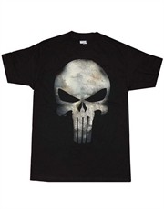 Punisher T-Shirt, Punisher No Sweat Black