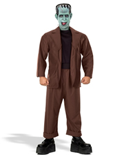 The Munsters Costume, Mens Herman Munster Costume