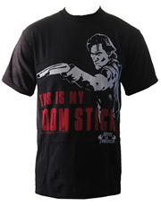 Army Of Darkness T-Shirt, Army Of Darkness Ash This Is My Boomstick Black