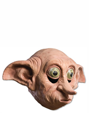 Harry Potter Costume Accessory, Mens Dobby Full Mask