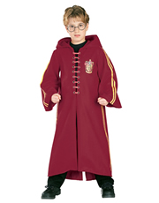 Harry Potter Costume, Kids Quidditch Robe Costume Style 2