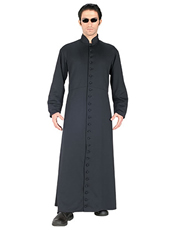 Matrix Reloaded Costume, Mens Neo Costume Style 2
