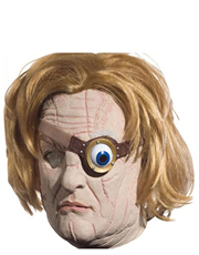 Harry Potter Costume Accessory, Mens Mad Eye Moody Full Mask
