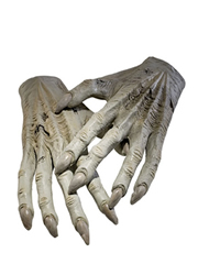 Harry Potter Costume Accessory, Mens Dementor Hands