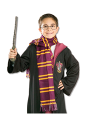 Harry Potter Costume Accessory, Kids Harry Potter Scarf