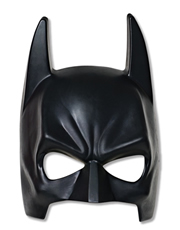 Dark Knight Costume Accessory, Kids Batman 1/4 Mask