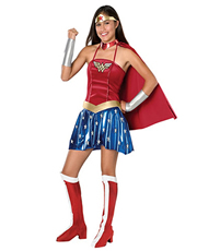 Wonder Woman Costume, Teen Wonder Woman Costume